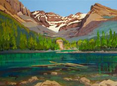 Wendy Bradley Artwork in Canada House Gallery