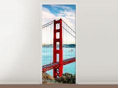 Tür #Tapete Golden Gate Bridge