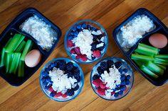 Meal Prep Snacks for the 21 Day Fix 2,100-2,399 Calorie Level | BeachbodyBlog.com