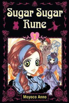 Sugar Sugar Rune Graphic Novel 7