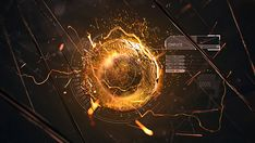 EA 'Insomniac' on Behance Data Visualization Software, 3d Cinema, Holography, Cyberpunk City, Heroes Of The Storm, Space Pirate, Ui Design Inspiration, Motion Design, Design Reference