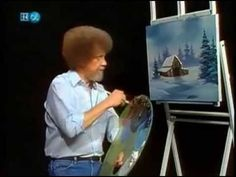 Bob Ross In the Midst of Winter - The Joy of Painting  (Season 31 Episod...