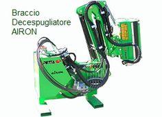 www.bracciodecespugliatore.it -  AIRON