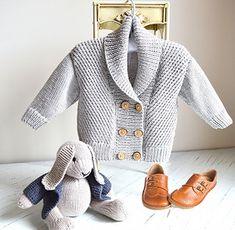 Ravelry: Sunday best jacket P107 pattern by OGE Knitwear Designs