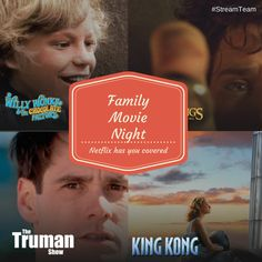 Besides loads of great binge-worthy TV shows, Netflix also has some amazing films that are just perfect for your next Family Movie Night!