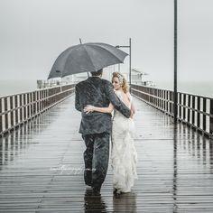 Rain, Rain, Rain! » Brisbane Wedding Photographer – Tom Hall Photography