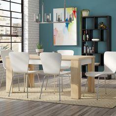 Mercury Row® Algedi 7 Piece Dining Set