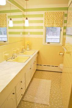 #ThrowbackThursday- 1960s bathroom!