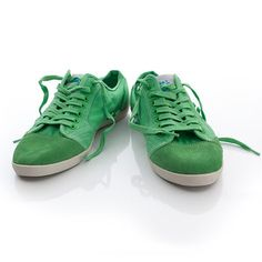 T-1 Sneaker Green now featured on Fab.
