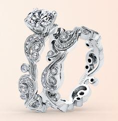 Wedding Rings Canada 83 Cute Vintage engagement rings kirk