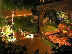 Party Patio - Outdoor Rooms We Love From Rate My Space on HGTV
