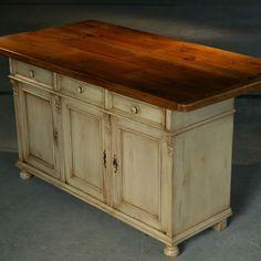 Kitchen Island Made From A Dresser 10 ways to repurpose a dresser | islands, dresser in kitchen and
