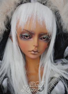Bjd Dolls | BJD doll Doll Leaves Kira (Sun-tanned skin)