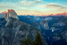 #beautiful #clouds #country #countryside #forest #hdr #landscape #national park #remote #scenic #sky #sunrise #sunset #tourism #trees #valley #wilderness #woods #yosemite