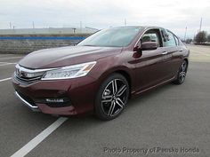 nice 2016 Honda Accord 4dr V6 Automatic Touring - For Sale View more at http://shipperscentral.com/wp/product/2016-honda-accord-4dr-v6-automatic-touring-for-sale/