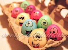 16 способов как покрасить яйца на Пасху