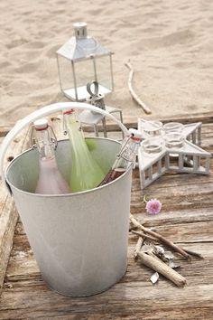 Beach picnic, cena en la playa... verano perfecto en livingmoda.es