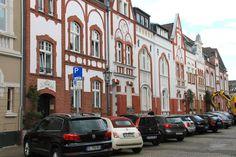 Dzielnica Oberkassel w Düsseldorf