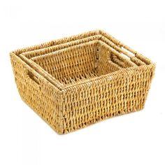 Accent Plus Arcadian Nesting Baskets