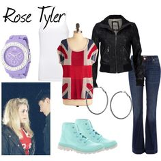 Character: Rose Tyler Fandom: Doctor Who Episodes: The Empty Child, The Doctor Dances Fandom wardrobe