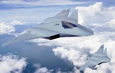 This is the concept fighter Boeing wants to make real by 2030 | DVICE