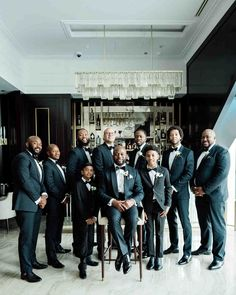 An Emerald, Black, and White Wedding with Breathtaking Rooftop Views of Dubai Wedding Ceremony Etiquette, Groom And Groomsmen Looks, Nigerian Outfits, Gold Color Palettes, Dubai Wedding, Celebration Around The World, Wedding Activities, Brazilian Hair Weave, Nigerian Weddings