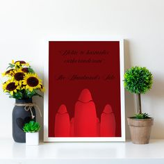 Poster The handmaid's tale inspirational wall art