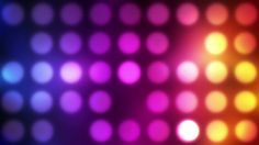 Abstract Colorful Lights Stock Animation