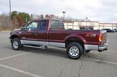 2006 Ford F-250 XLT 4X4 4Dr Supercab