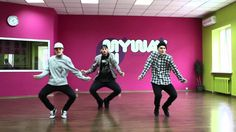 Diggy Simmons & Dj Spinking  - S550 hip-hop choreography by Dima Petrovi...