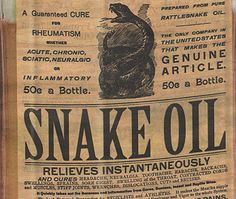 A snake oil salesman is someone who sells something phony — typically a medicine that promises to cure all that ills you. Funny enough, though, the original snake oil actually worked! In the 1860s, when Chinese laborers were building the Transcontinental Railroad in the United States, they brought with them a ointment made from Chinese …