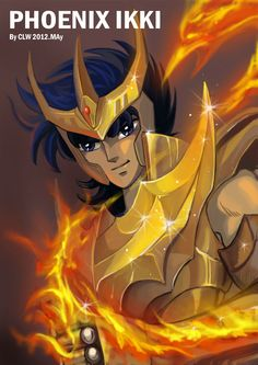 Phoenix Ikki 01 by kelly-chen