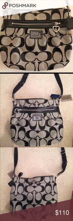 COACH Brand New Cross Body Bag BRAND NEW Coach Bag, totally forgot about it in my closet Coach Bags Crossbody Bags
