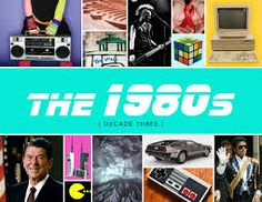 Resultado de imagen de technology 80s