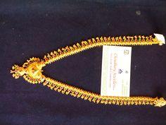 Cutwork Blouse Designs, Fancy Blouse Designs, Gold Haram, Gold N, Gem Diamonds, Bridal Jewellery, Gold Chains, Gold Jewelry, Gems