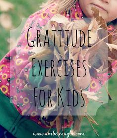 Ways to teach your kids to be grateful, including a wondering list of character-building questions to ask them when you want to stir up some great conversation! Yoga For Kids, Exercise For Kids, Activities For Kids, Crafts For Kids, List Of Characters, Build A Better World, Summer Reading Program, Character Education, Mom Advice