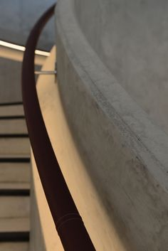The Light Lab designed bespoke leather LED handrail at Hiscox, York. Read more…