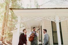 Yosemite LoveFest Wedding: Ash + Jake