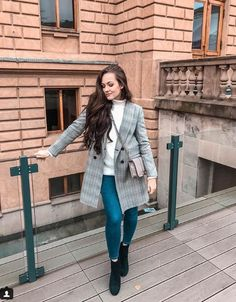 Winter Style, Duster Coat, Winter Fashion, Style Inspiration, Seasons, Jackets, Outfits, Winter Fashion Looks, Down Jackets