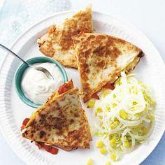 Recept - Quesadilla's met kip - Allerhande