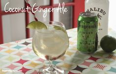 Simple Sips with Seagram's Ginger Ale - Inspired by Charm - Inspired by Charm