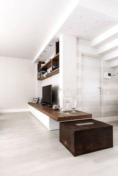Un appartamento che unisce lo stile moderno e classico in maniera sorprendente (di Claudia Adamo)