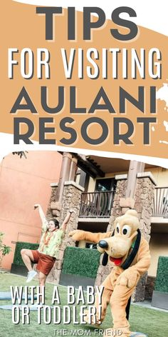 Thinking of visiting Aulani Disney Resort with kids? Make sure to read these tips on what to do, what to pack and other secrets before doing Aulani with a baby or toddler! Disney Vacation Club, Family Vacation Destinations, Disney Vacations, Traveling With Baby, Travel With Kids, Family Travel, Flying With A Baby, Hidden Beach, Friends Mom