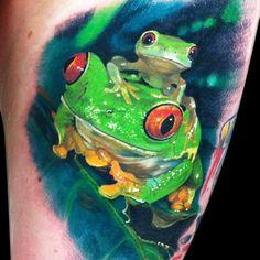 Animal Tattoo by Steve Butcher | Tattoo No. 13012
