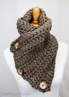 The BRUGGE SCARF  Warm soft and stylish by IslandDaisyDesigns, $38.00