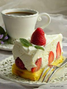 torta, pinjur, pjat...: Parfe Jagoda- bez!