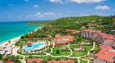 Sandals Grande Antigua Resort & Spa...considering this for our Honeymoon destination!