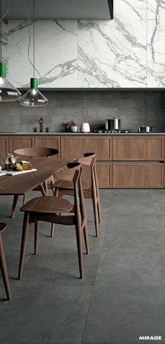 57 Ideas Kitchen Grey Wooden Chairs #kitchen