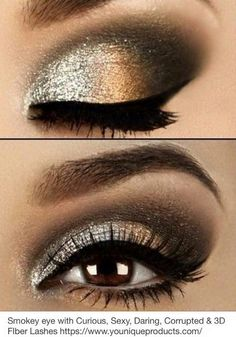 Smokey eye by younique  www.youniqueproducts.com/jaclynaellis