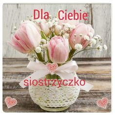 Good Morning Coffee, Floral Wreath, Birthdays, Happy Birthday, Table Decorations, Motto, Brat, Impreza, Humor